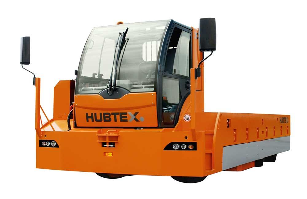 HUBTEX Platform Truck silhouette