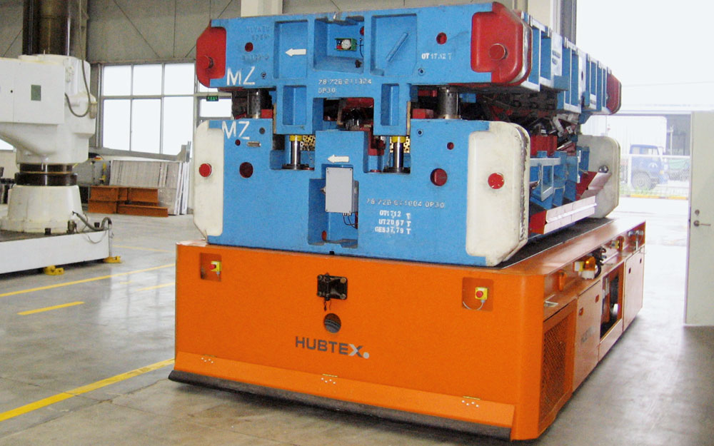 Hubtex Automatic guided vehicle (AGV)
