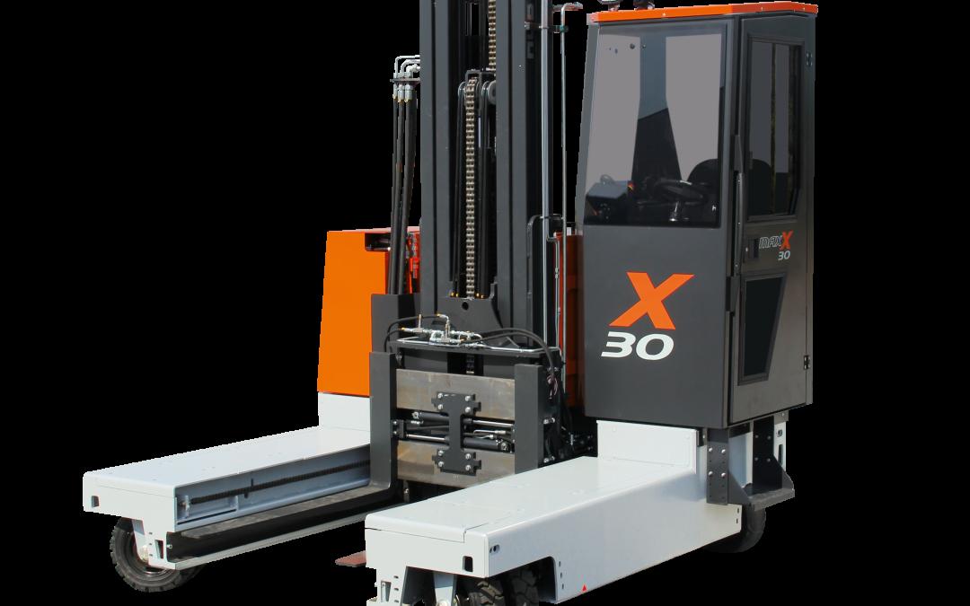 Hubtex upgrades MaxX series